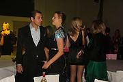 David Walliams; Karolina Kurkova, The Elle Style Awards 2009, The Big Sky Studios, Caledonian Road. London. February 9 2009.  *** Local Caption *** -DO NOT ARCHIVE -Copyright Photograph by Dafydd Jones. 248 Clapham Rd. London SW9 0PZ. Tel 0207 820 0771. www.dafjones.com<br /> David Walliams; Karolina Kurkova, The Elle Style Awards 2009, The Big Sky Studios, Caledonian Road. London. February 9 2009.