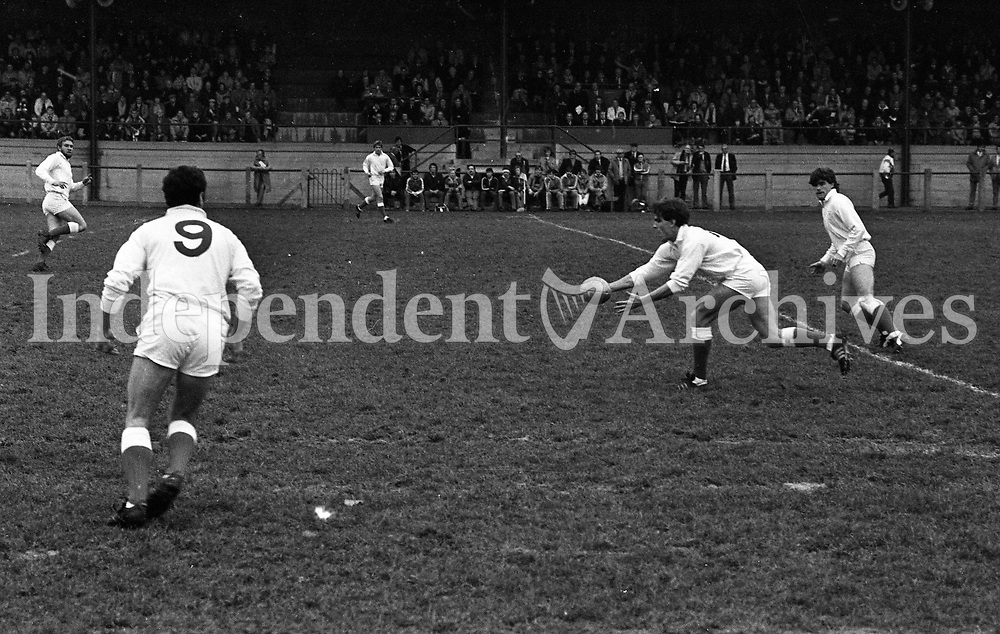 Leinster Vs Ulster Rugby Union at Donnybrook, Dublin, circa November 1983 (Part of the Independent Newspapers Ireland/NLI Collection).