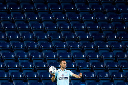 Todd Kane of Queens Park Rangers infront of an empty stand - Mandatory by-line: Robbie Stephenson/JMP - 22/07/2020 - FOOTBALL - The Hawthorns - West Bromwich, England - West Bromwich Albion v Queens Park Rangers - Sky Bet Championship