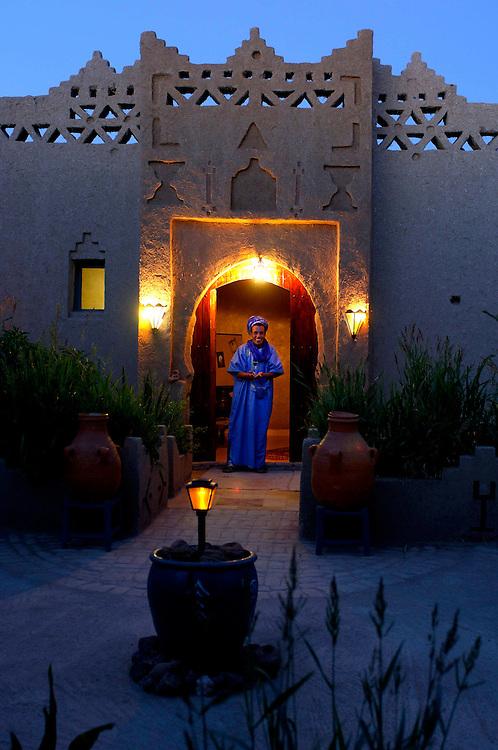 Auberge Kasbah Mohajut, Erg Chebbi,  Merzouga, Morocco