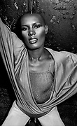 Grace Jones - 1981 New York