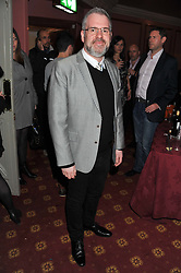 CHRIS MOYLES at the opening night performance of The Rocky Horror Show, This performance is to celebrate the 40th Anniversary UK Tour, at The New Wimbledon Theatre, Wimbledon, London SW19 on 21st January 2013.