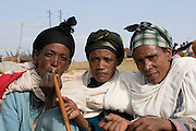 Market women from the Dorze tribe, Omovalley,Ethiopia,Africa
