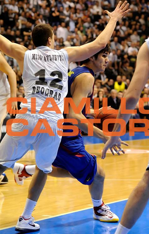 DESCRIZIONE : Belgrado Belgrade Eurolega Eurolegue 2012-13 Partizan Belgrado FC Barcelona Regal<br /> GIOCATORE : Marko Todorovic<br /> SQUADRA : FC Barcelona Regal<br /> CATEGORIA :<br /> EVENTO : Eurolega 2012-2013<br /> GARA : Partizan Belgrado FC Barcelona Regal<br /> DATA : 06/12/2012<br /> SPORT : Pallacanestro<br /> AUTORE : Agenzia Ciamillo-Castoria/MNPress<br /> Galleria : Eurolega 2012-2013<br /> Fotonotizia : Siena Eurolega Eurolegue 2012-13 Partizan Belgrado FC Barcelona Regal<br /> Predefinita :