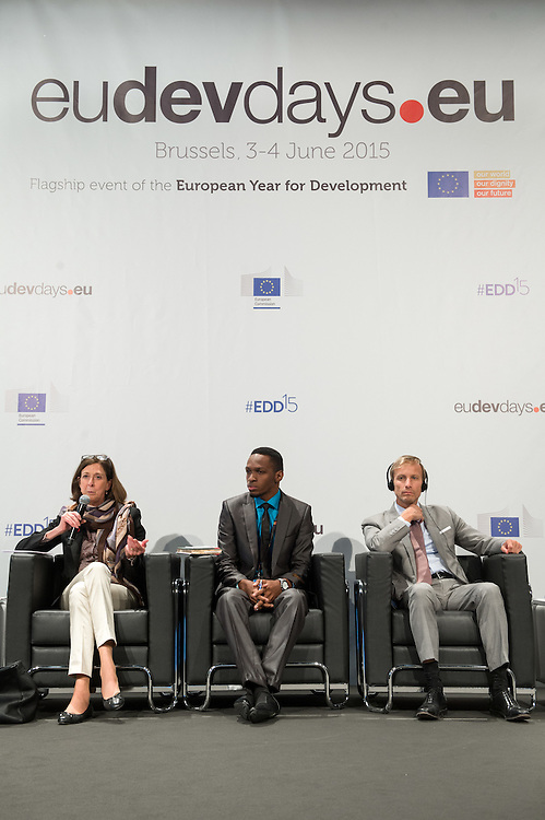 04 June 2015 - Belgium - Brussels - European Development Days - EDD - Health - Realising the right to health for all by 2030 - Time for a paradigm shift towards equity in healthcare © European Union
