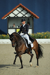 Kittel Patrick, (SWE), Delaunay<br /> Qualification Grand Prix Special<br /> Horses & Dreams meets Denmark - Hagen 2016<br /> © Hippo Foto - Stefan Lafrentz