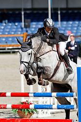 Houwen Kristian (NED) - Whitesnake<br /> KWPN Paardendagen Ermelo 2010<br /> © Dirk Caremans
