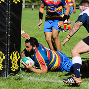 Rugby union game (Premier Reserve grade) played between Petone v Tawa at Lyndhurst Park, Tawa, New Zealand, on 22 April  2017. Final score 26-17 to Petone.