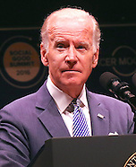 New York: Joe Biden at the Social good Summit, 19 September 2016