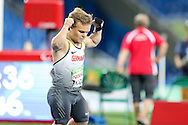 Niko Kappel of Germany wins Gold in the men's F41 Shot Put on Day One of the Rio Paralympics  in Rio de Janeiro, Brazil<br /> Picture by EXPA Pictures/Focus Images Ltd 07814482222<br /> 08/09/2016<br /> *** UK & IRELAND ONLY ***<br /> <br /> EXPA-EIB-160909-0035.jpg