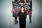 SAMANTHA CAMERON; , Can we Still Be Friends- by Alexandra Shulman.- Book launch. Sotheby's. London. 28 March 2012.