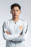 **EXCLUSIVE**Portrait of Chinese soccer player Cao Yongjing of Beijing Renhe F.C. for the 2018 Chinese Football Association Super League, in Shanghai, China, 24 February 2018.
