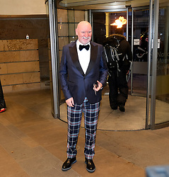The Hunter Foundation Dinner, Edinburgh, 18 February 2020<br /> <br /> Sir David Attenborough was giving the talk at this year's Hunter Foundation Dinner<br /> <br /> Pictured:  Sir Tom Hunter<br /> <br /> Alex Todd | Edinburgh Elite media