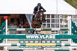 Housen Alexander, BEL, Little Ben S<br /> Belgisch Kampioenschap Ponies 2017<br /> Youth Festival - Azelhof - Lier 2017<br /> © Dirk Caremans<br /> Housen Alexander, BEL, Little Ben S