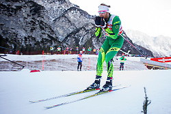 Phillip Bellingham (AUS) during the Man team sprint race at FIS Cross Country World Cup Planica 2016, on January 17, 2016 at Planica, Slovenia. Photo By Urban Urbanc / Sportida