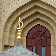 Edinburgh Central Mosque, Scotland<br />