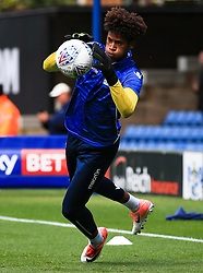 Alexis Andre Jr of Bristol Rovers warms up - Mandatory by-line: Matt McNulty/JMP - 19/08/2017 - FOOTBALL - Gigg Lane - Bury, England - Bury v Bristol Rovers - Sky Bet League One