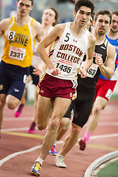BC, mens 800m, 1435, Boston University John Terrier Invitational Indoor Track and Field
