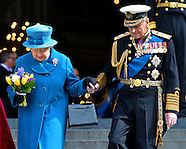 Royals Attend Afghan Commemoration Service