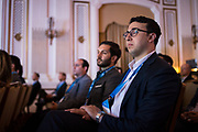 AppDirect hosts Engage 2017 at The Palace Hotel in San Francisco, California, on September 27, 2017. (Stan Olszewski/SOSKIphoto)
