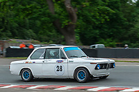 #28 Charles TIPPET BMW 2002ti  during CSCC Adams & Page Swinging Sixties Series  as part of the CSCC Oulton Park Cheshire Challenge Race Meeting at Oulton Park, Little Budworth, Cheshire, United Kingdom. June 02 2018. World Copyright Peter Taylor/PSP.