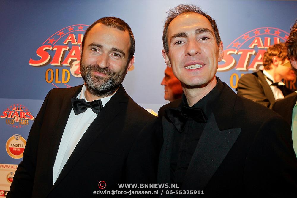 NLD/Amsterdam/20111010 - Premiere All Stars 2, Johan Nijenhuis en ……...