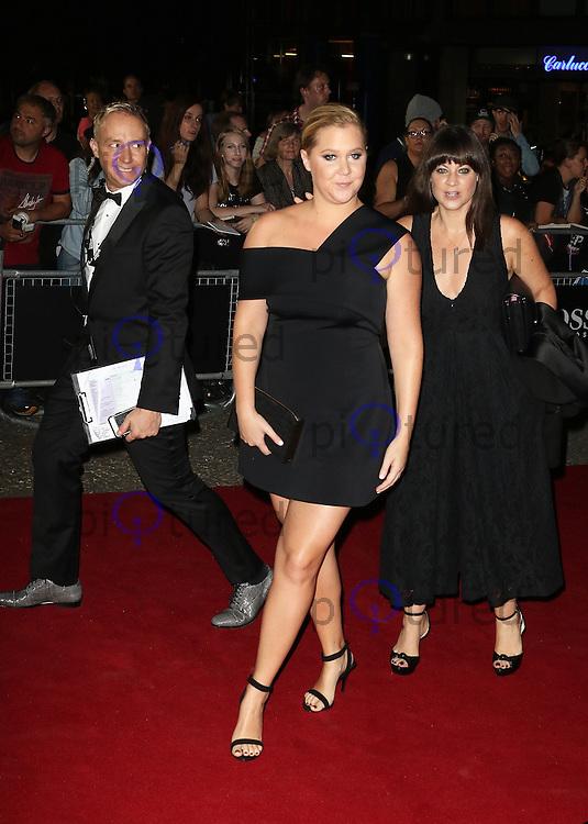 Amy Schumer, GQ Men of the Year Awards, Tate Modern, London UK, 06 September 2016, Photo by Richard Goldschmidt