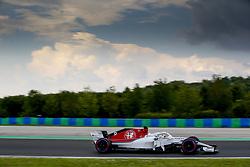 July 27, 2018 - Budapest, Hungary - Motorsports: FIA Formula One World Championship 2018, Grand Prix of Hungary, .#9 Marcus Ericsson (SWE, Alfa Romeo Sauber F1 Team) (Credit Image: © Hoch Zwei via ZUMA Wire)