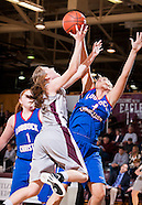 OC Women's BBall vs Lubbock Christian - 2/4/2012