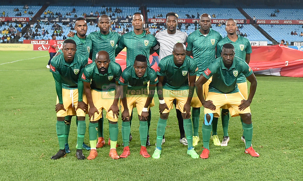 17/04/2018. Lamontville Golden Arrows FC.<br /> Picture: Oupa Mokoena/African News Agency (ANA)