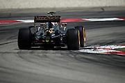 March 27-29, 2015: Malaysian Grand Prix - Pastor Maldonado, (VEN), Lotus