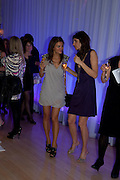 An evening at Sanderson to celebrate 10 years of Sanderson, in aid of Clic Sargent. Sanderson Hotel. 50 Berners St. London. W1. 27 April 2010 *** Local Caption *** -DO NOT ARCHIVE-© Copyright Photograph by Dafydd Jones. 248 Clapham Rd. London SW9 0PZ. Tel 0207 820 0771. www.dafjones.com.<br /> An evening at Sanderson to celebrate 10 years of Sanderson, in aid of Clic Sargent. Sanderson Hotel. 50 Berners St. London. W1. 27 April 2010