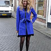 NLD/Den Bosch/20120214 - Valentijnslunch 2012 Addy van den Krommenacker, Liza Sips