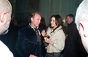 GARY KEMP; LAUREN KEMP, Out Of Context - private view of photographs by Lorraine Goddard. Getty Images Gallery, 46 Eastcastle Street. Afterwards at the Sanderson Hotel. 21 January 2010