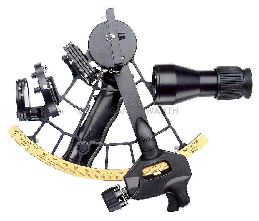 Modern Sextant for navigation