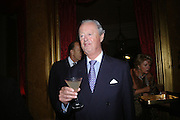 THE DUKE OF MARLBOROUGH, Cartier launches Inde Mysterieuse. Lancaster House, Stable yard. St. James's. London SW1. 19 September 2007. -DO NOT ARCHIVE-© Copyright Photograph by Dafydd Jones. 248 Clapham Rd. London SW9 0PZ. Tel 0207 820 0771. www.dafjones.com.