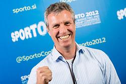 Dirk Huefnagels of HypoVereinsbank on case Bayern Munich during sports marketing and sponsorship conference Sporto 2012, on November 26, 2012 in Hotel Slovenija, Congress centre, Portoroz / Portorose, Slovenia. (Photo By Vid Ponikvar / Sportida.com)