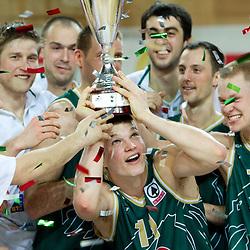 20110213: SLO, Basketball - Spar Cup, Final, KK Helios Domzale vs KK Union Olimpija