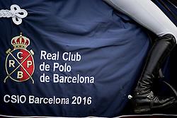 Cream Sheridan, SWE, Von Essen Angelica<br /> Furusiyya FEI Nations Cup Jumping Final - Barcelona 2016<br /> © Hippo Foto - Libby Law<br /> 24/09/16