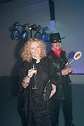 ALISON GOLDFRAPP; GEORGINA CORRIE;, Pop party. the birthday celebration of twin sisters Valeria Napoleone and Stefania Pramma. Studio Voltaire, London SW4. 17 May 2013.
