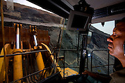 Sao Goncalo do Rio Abaixo_ MG, Brasil...Mina de Brucutu em Sao Goncalo do Rio Abaixo, Minas Gerais...Brucutu mining in Sao Goncalo do Rio Abaixo, Minas Gerais...Foto: LEO DRUMOND / NITRO