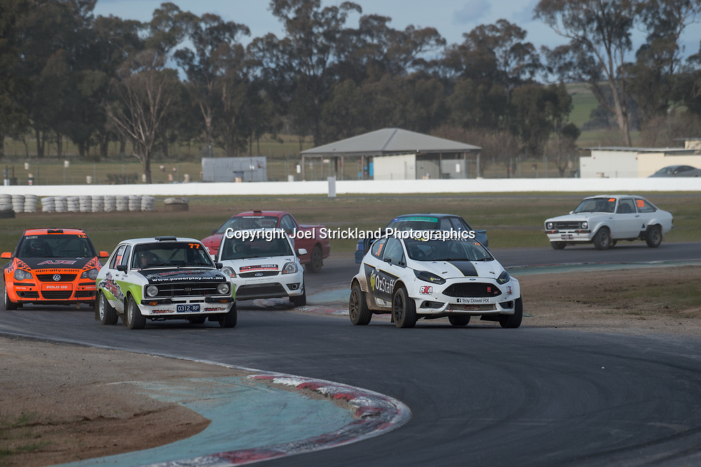 Two Drive Super Final - Rallycross Australia - Winton Raceway - 16th July 2017