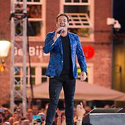 NLD/Amersfoort/20180621 - Sterren Muziekfeest op het Plein 2018, Gerard Joling