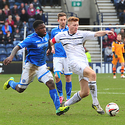 Raith Rovers v St Johnstone | Scottish Cup | 8 March 2014