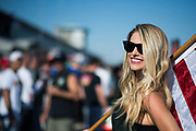 March 15-17, 2018: Mobil 1 Sebring 12 hour. Grid girl for Tequila Patron ESM