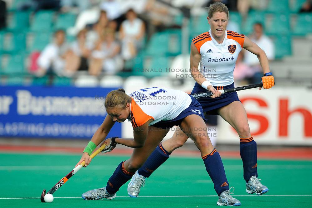 25-06-2008 HOCKEY: NEDERLAND - INDIA: ROTTERDAM<br /> Four Nations Tournament - Nederland wint met 4-1 van India / Maartje Paumen<br /> &copy;2008-WWW.FOTOHOOGENDOORN.NL