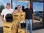 Helmet Donations for ATV Safety Course