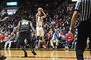 "Mississippi's Anthony Perez (13) vs. Missouri at the C.M. ""Tad"" Smith Coliseum in Oxford, Miss. on Saturday, February 8, 2014. Mississippi won 91-88."