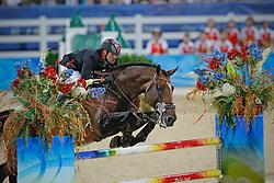 Djupvik Morten (NOR) - Bessemeind's Casino<br /> Olympic Games Hong Kong 2008<br /> Photo © Dirk Caremans - Hippo Foto