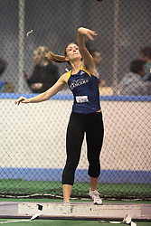 London, Ontario ---11-01-22---   Adrienne Payne of the Windsor Lancers competes at the 2011 Don Wright meet at the University of Western Ontario, January 22, 2011..GEOFF ROBINS/Mundo Sport Images.
